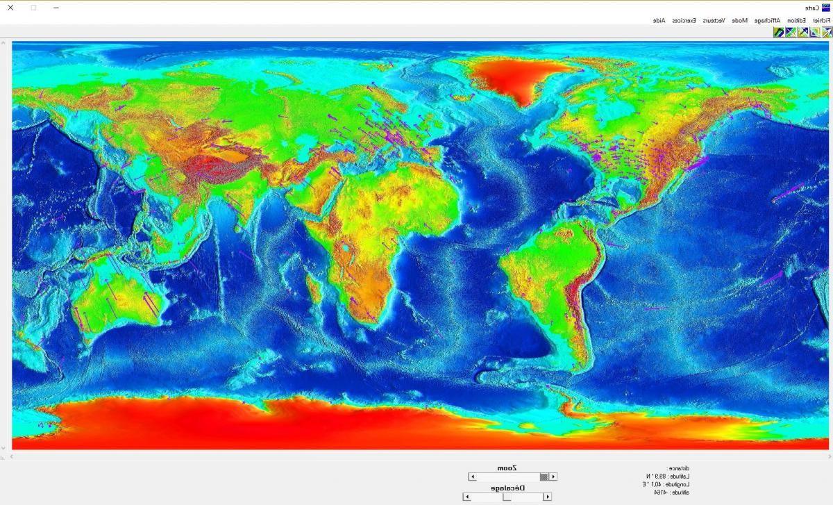 Global Levha Tektoniği