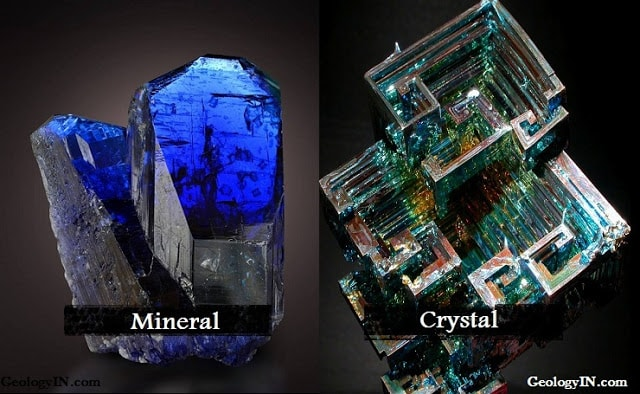 Mineral Crystals
