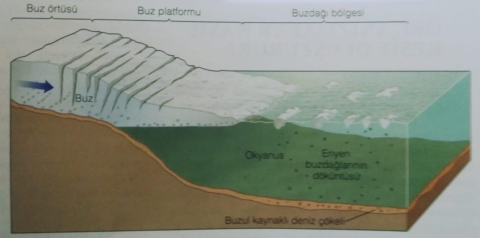 Buz kaynaklı deniz çökelleri